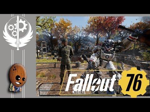 Смотреть клип Fallout 76 Прохождение #50➤Блюз вербовщика, предбоевая подготовка. Карта сокровищ Дикого рубежа #1 онлайн бесплатно в качестве