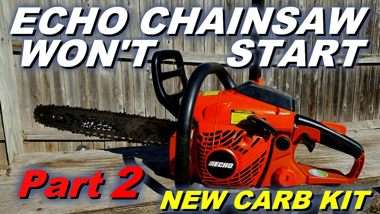 Echo chainsaw carb fix for cheap installing new carb kit youtube echo chainsaw carb fix for cheap installing new carb kit greentooth Image collections