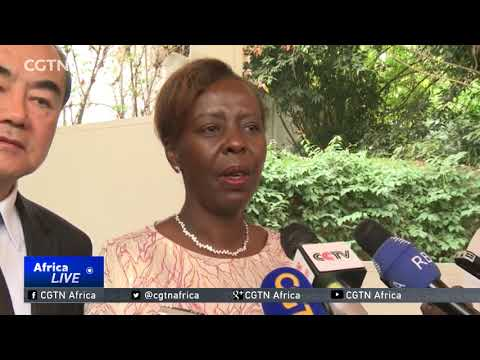 Rwanda's FM reacts to Trumps comments on African migrants