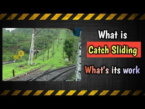 Indian Railways Signalling System:- What is Catch Sliding