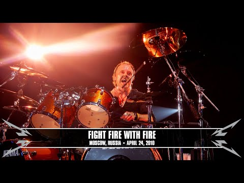 Metallica: Fight Fire With Fire (MetOnTour - Moscow, Russia - 2010) Thumbnail image