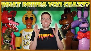 Puppet Show: What Drives you CRAZY?