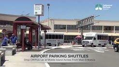Ground Transportation Options at Hollywood Burbank Airport