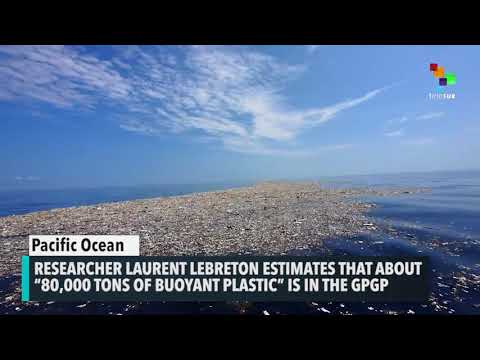 'Great Pacific Garbage Patch' Threat To Marine Life