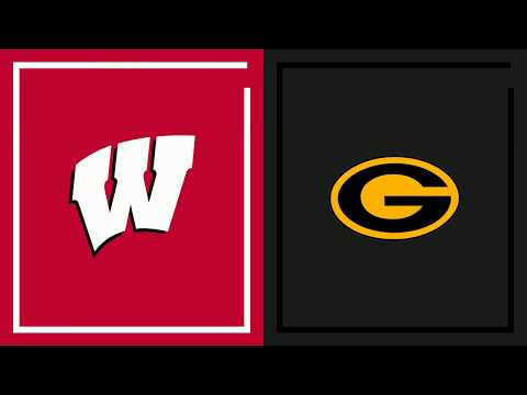 Wisconsin Badgers - Game Audio: MBB: Wisconsin 84, Grambling State 53