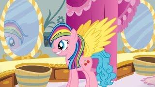 MLP F M Pegasus Creator Создай пегаса