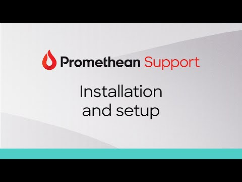 Mobile Adjustable Stand for ActivPanel