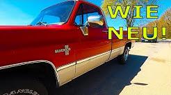 1984 Chevrolet C10 WIE NEU! - 1. Hand, 84.000 mls, TRAUMZUSTAND! | GM Service Nagel