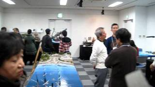 横浜人形の家(横浜市中区山下町18) 多目的室(入場無料)2011年 1...