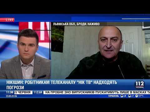 Телеканал Броди online: Олександр Нікішин про обшуки у приміщенні ТРК