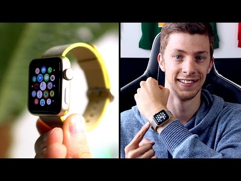 Apple Watch Series 2 : LE TEST COMPLET !