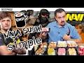 Доставка Ninja sushi (нинзя суши) | Суши от топ игрока CS GO S1mple и команды NaVI