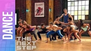 "The Next Step - Extended: A-Troupe ""Empire"" Group Dance"