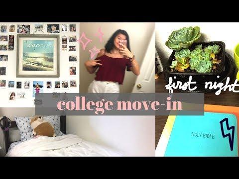 COLLEGE MOVE IN DAY 2018: Pepperdine University