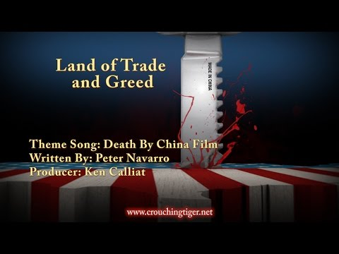 Land of Trade and Greed: Death By China Theme Song