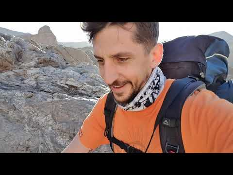 Fish River Canyon Hike 2019