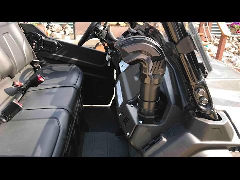Honda pioneer 1000. Highlifter kit installed