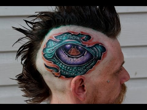 Tatuajes En La Cabeza Youtube