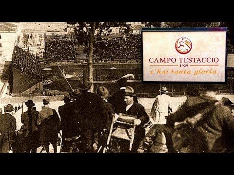CAMPO TESTACCIO, IL PARADISO DELLA ROMA