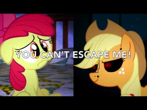 You Can't Escape Me MLP Style (Request)