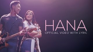 Hana (OST Alamatnya Cinta) - Aziz Harun & Hannah Delisha (Official Video With Lyric)