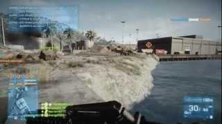 Вечерние пострелушки в Battlefield 3 #2