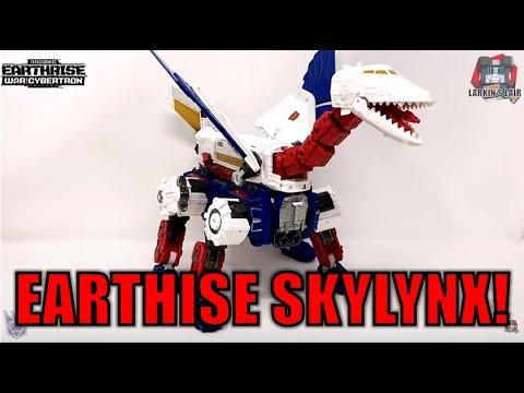 Earthrise Skylynx, Command Class, WFC-E24, Larkin's Lair Review