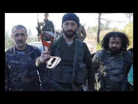suriye Türkmen Savaşçıları/Syrian Turkmen warrior/Сирийские туркмены воин/محارب تركمان سوريا