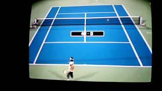 Top Spin 3 Gameplay - Federer vs Nadal (1/2)