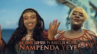 LA DIVA SAMRA  Ft   KHADIJA KOPA Nampenda Yeye Official Music Video