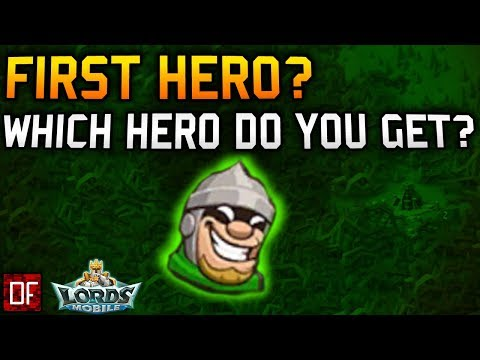 What Is The FIRST P2P HERO You SHOULD Get In Lords Mobile?