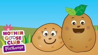 One Potato, Two Potato - Mother Goose Club Playhouse Kid Song