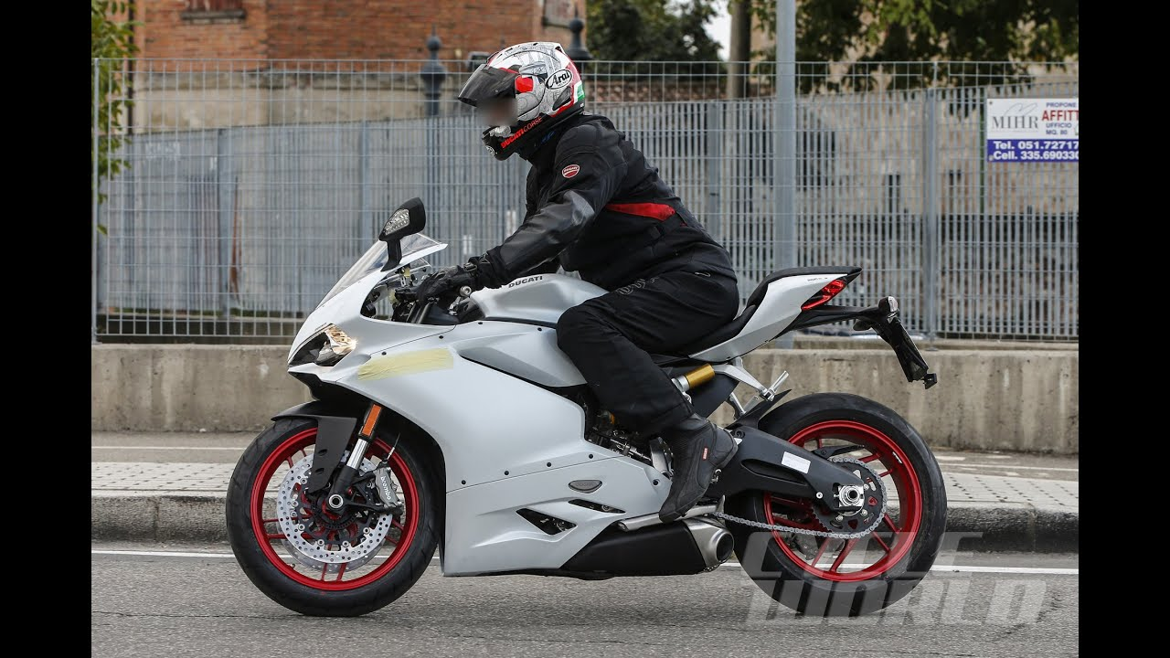 2016 ducati 959 panigale - youtube