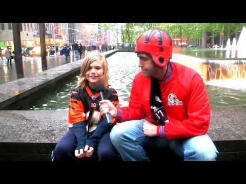 Fitzy Goes to the 2012 NFL Draft