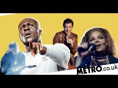 The Killers and The Cure join Stormzy as Glastonbury headliners Mp3