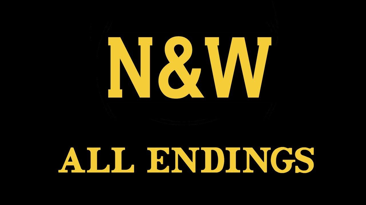 All Endings: Norfolk & Western Railway