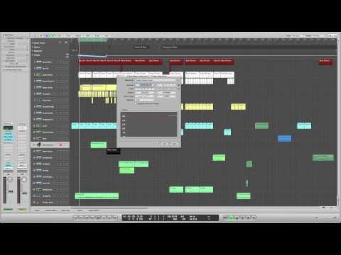 How To: Make A Tempo Change, Accelerando, Or Ritardando In Logic Pro