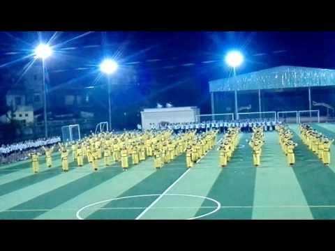 Khai mạc hội khoẻ Trường Đại học Sư phạm Hà Nội 2 Ngày 12/09/2016 ( part 2)
