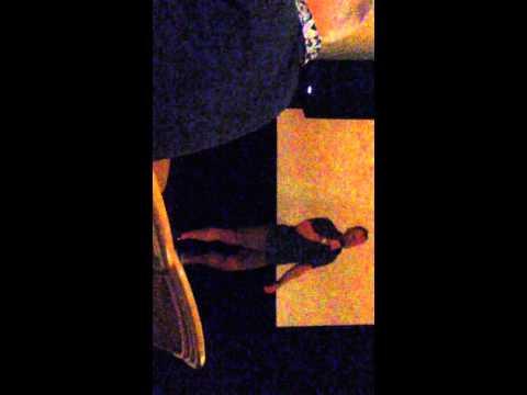 Karaoke night in Punta cana, Dominican Republic