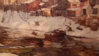 Andrew and N.C. Wyeth Galleries at the Brandywine River Museum