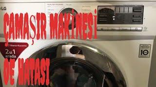 ÇAMAŞIR MAKİNESİ OE HATASI NASIL GİDERİLİR çamaşır makinesi