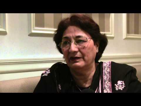 Hon. Khalida Rachid Khan - First Impressions at the International Tribunal