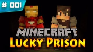 Baixar Minecraft | Lucky Prison - Server Introduction #1