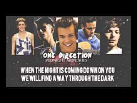 One Direction Midnight Memories Full Album + Lyrics & Pictures