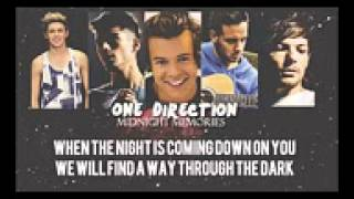Repeat youtube video One Direction Midnight Memories Full Album + Lyrics & Pictures