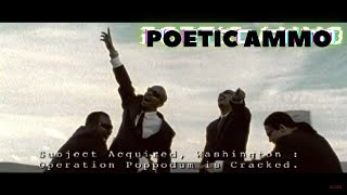 Watch Poetic Ammo Somebodys Watching video