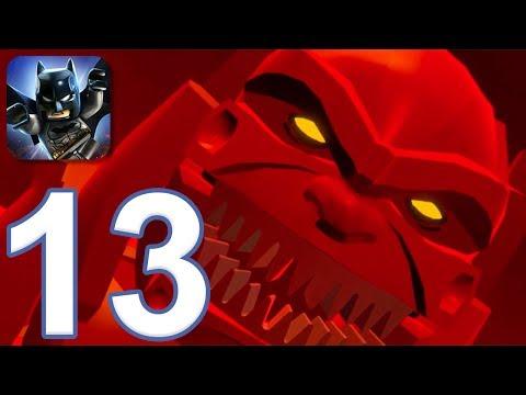 LEGO Batman: Beyond Gotham - Gameplay Walkthrough Part 13 (iOS, Android)
