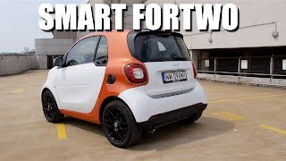 smart fortwo (ENG) - Test Drive and Review