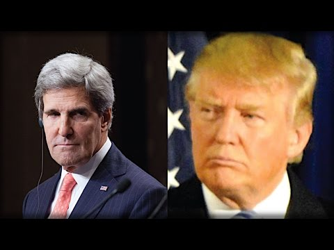 JOHN KERRY IS IN TROUBLE FOR WHAT DONALD TRUMP JUST FOUND… THIS IS HUGE!