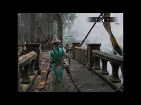 For Honor Low End Spec PC Gameplay